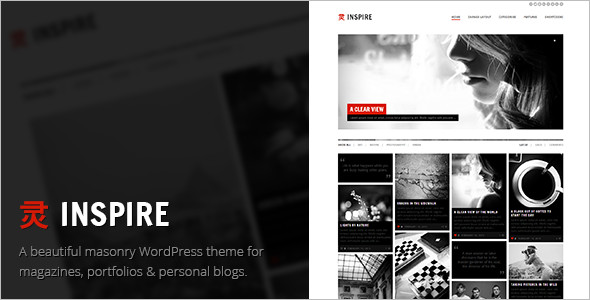 Multi-purpose Pinboard WordPress template
