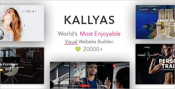 Multipurpose E-commerce WordPress Template