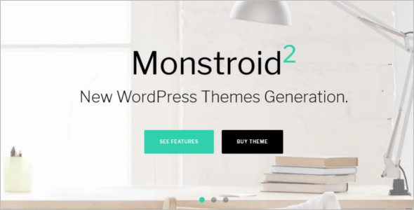 New Flexible WordPress Template