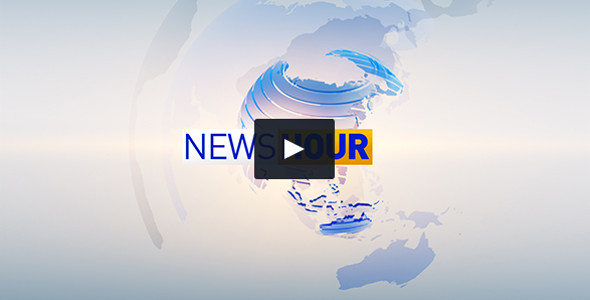 News Hour - Broadcast News Package