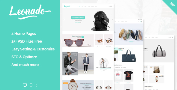 Online WooCommerce WordPress Theme