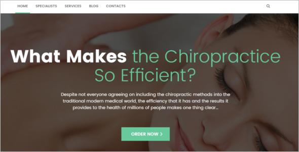 Physical Rehabilitation WordPress Theme