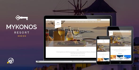 Popular Hotel WordPress Themes