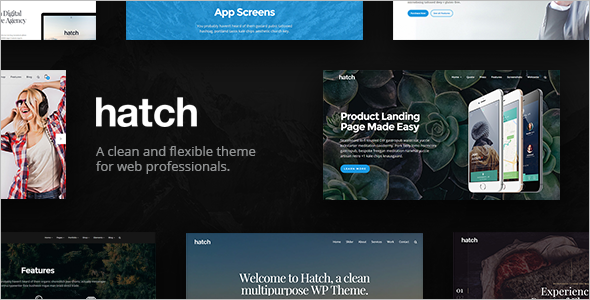 Premium Business WordPress Template