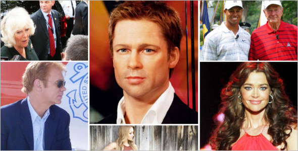 Premium Celebrity WordPress Template