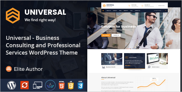 Premium Insurance Website Template