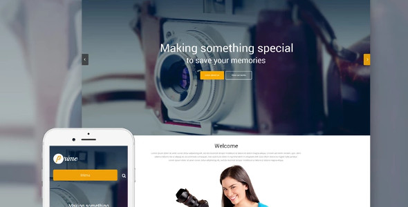 Premium & Responsive WordPress Themes