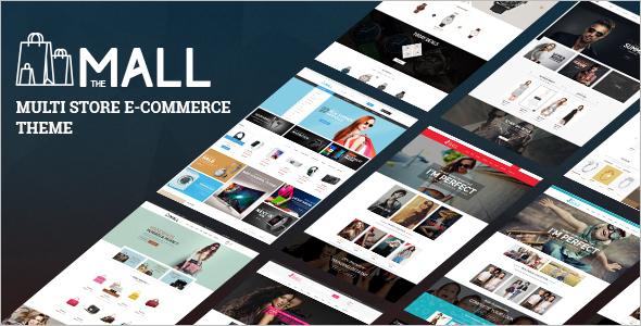 Premium Shopping WordPress Template