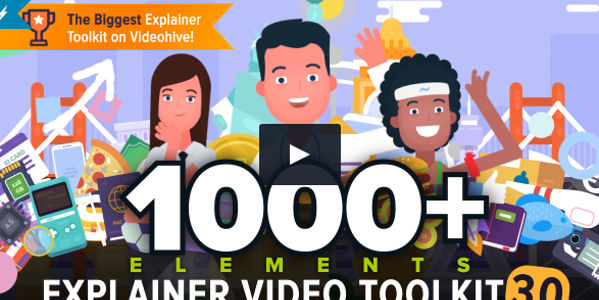 Professional Explainer Video Toolkit
