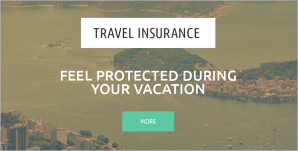 Professional Insurance Website Template
