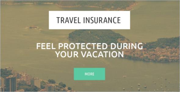 Professional Insurance Website Template