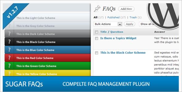 Question & Answer Utilities WordPress Theme