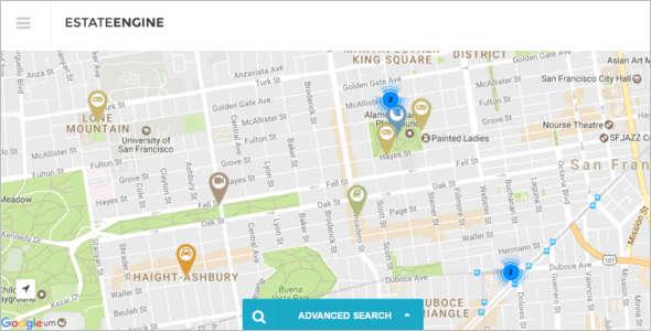 Real Estate Enginee Website Template
