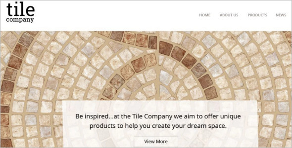 Responsive Interior WordPress Template