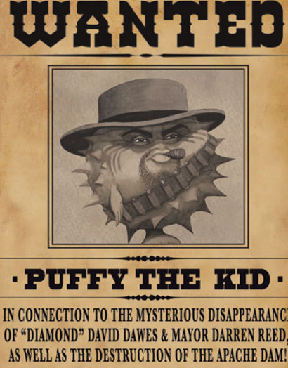 Sample Wanted Poster Assignment Printable Download