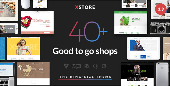 Sell Shopping WordPress Template