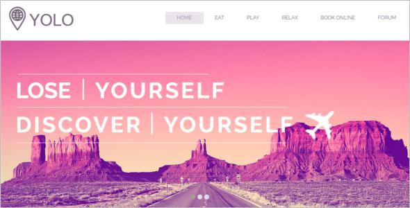 Simple Operater Website Template