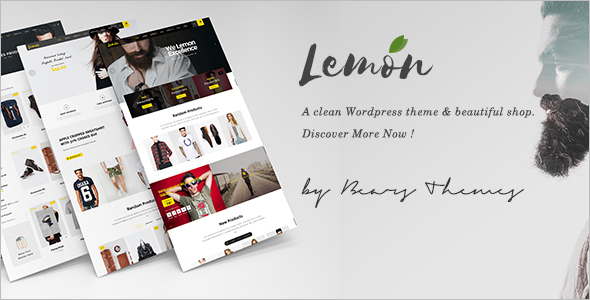 Smooth E-commerce Website Template