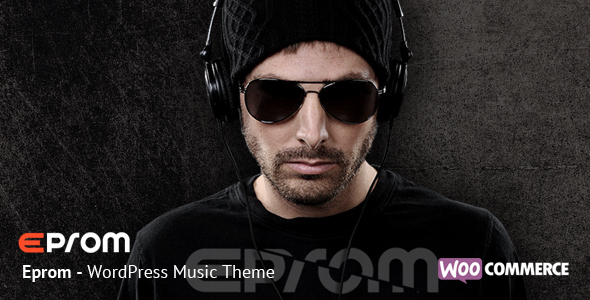 Stansared Music WordPress Template