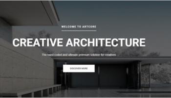 Typography WordPress Templates
