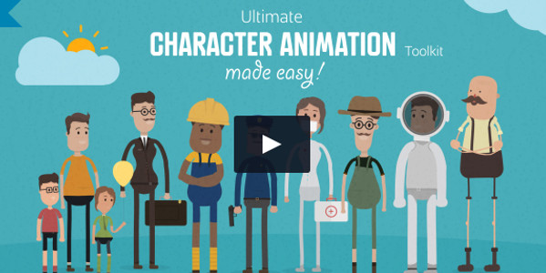 Ultimate Character Animation Toolkit Promo Video