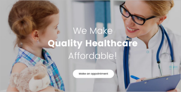 VitaHealth Clinic WordPress Template