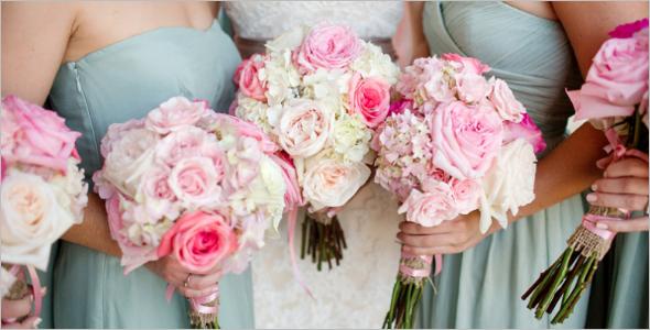 Wedding Boutique Website Template
