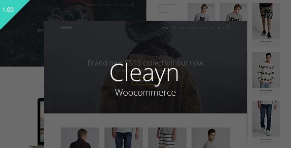 WooCommerce 3Column WordPress Template
