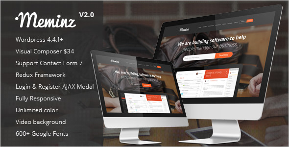 WordPress Elegant Themes