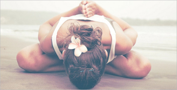Yoga Classes Website Template