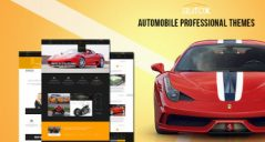 Automobile Website Templates