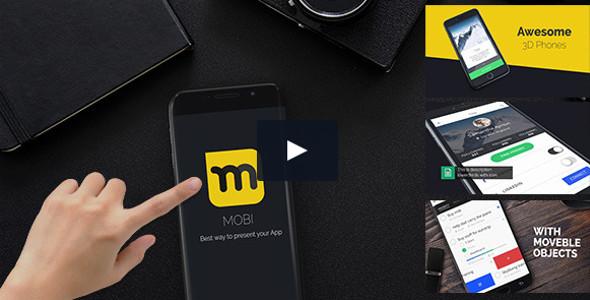 modern promo App Presentation ToolKit