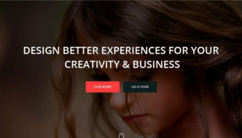 Parallax Scrolling WordPress Templates