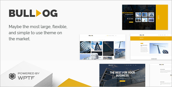 Custom Single Page WordPress Template