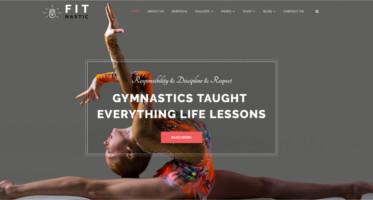 Martial Arts WordPress Themes
