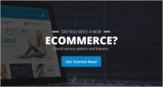 Fully Functional Ecommerce Templates