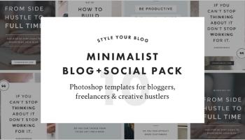 Premium Blog Templates