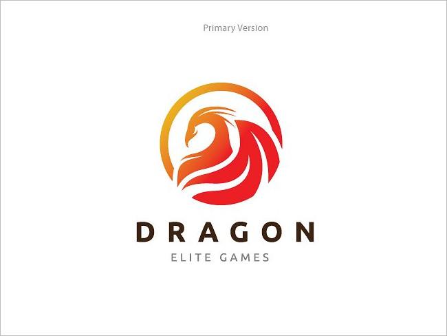 Share Dragon Logo Templates