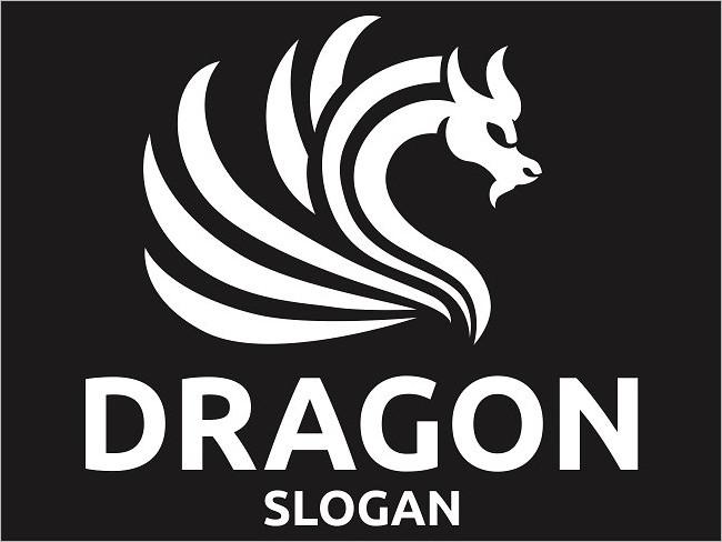 Elegant Dragon Logo Templates