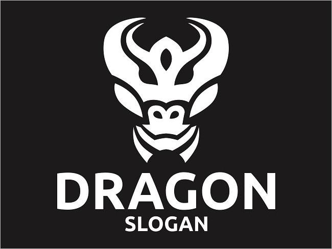 Dangerous Dragon Logo Template