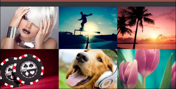 Photo Video Blog WordPress Theme