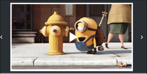Video Blog WordPress Theme For Blogger