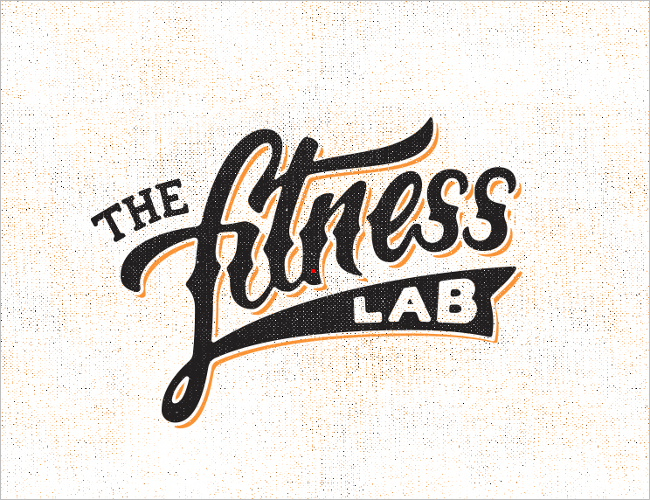 Body Fitness Logo Inspiration Design