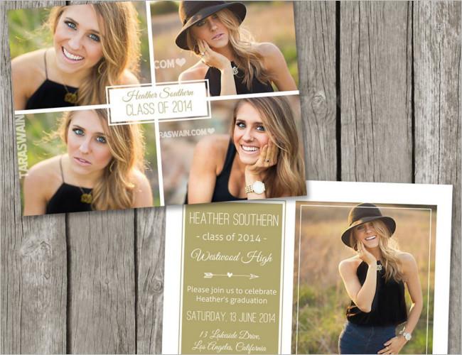 Creative Invite Card Template