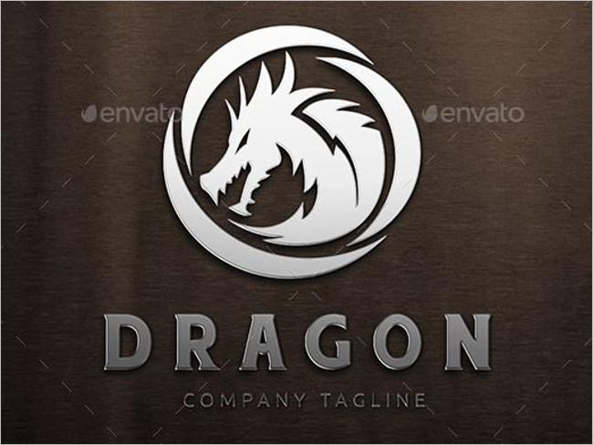 Dark Dragon Logo
