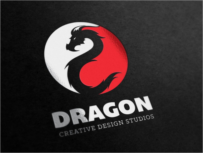 Dragon Multi-Logo Template