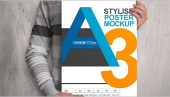 A3 Poster Design Templates