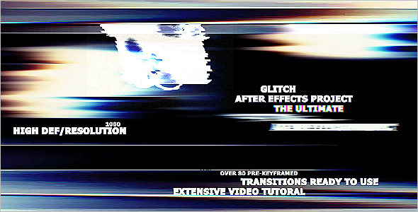 After Effects Presets Effect Template