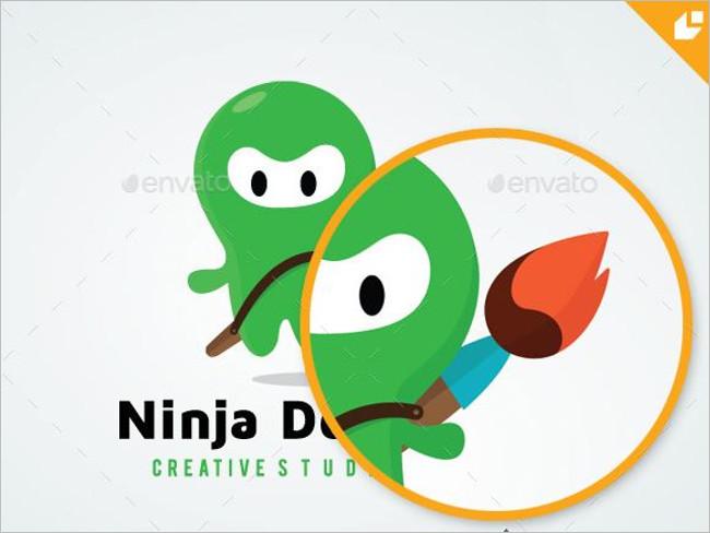 Angry Ninja Design
