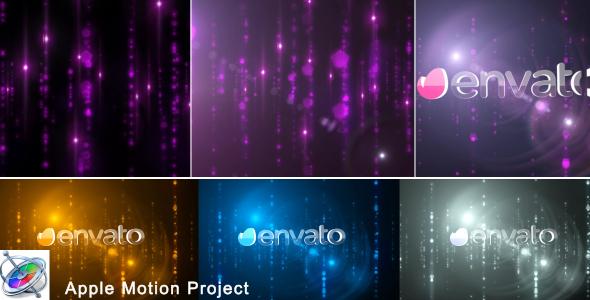 Apple Motion Light Template